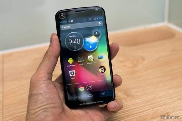 Taylor Wimberly su Motorola Moto X: considerazioni