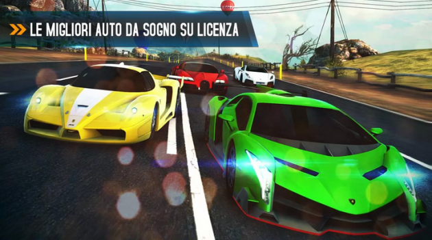 Asphalt 8: Airborne arriva sul Play Store e App Store a 0.89€! | Download