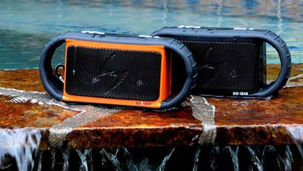 ECOXBT Bluetooth Waterproof