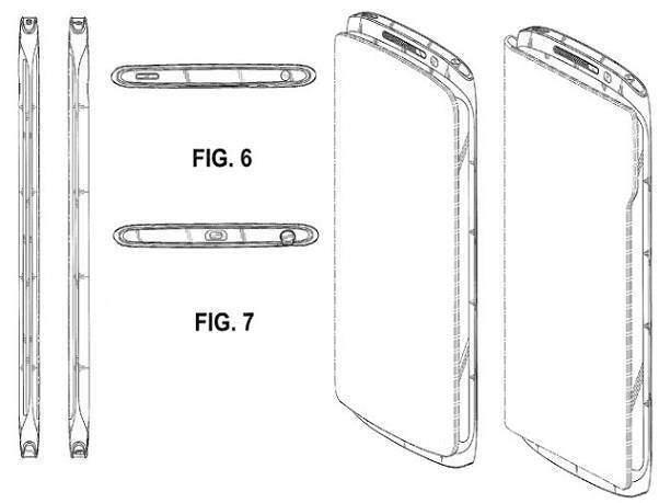 Galaxy Note 3: brevetto di Samsung svela il suo design?