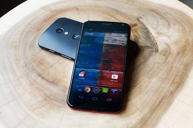 Motorola Moto X ufficiale: scheda tecnica, prezzo e foto