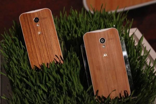 Motorola Moto X: personalizzazioni software e hardware
