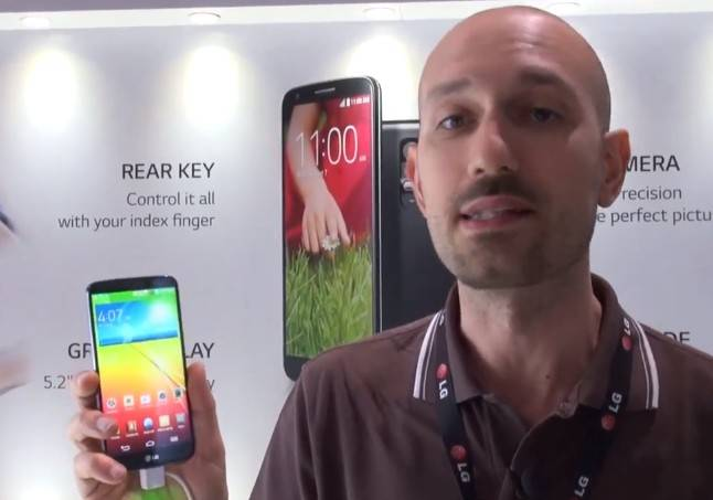 LG G2: video preview di LG in anteprima!