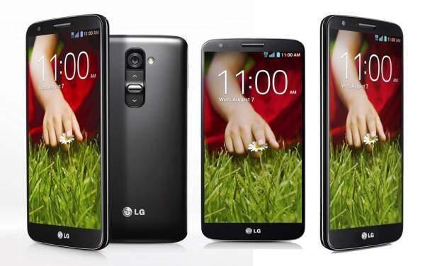 LG G2: l'aggiornamento ad Android 4.4 arriverà entro dicembre!