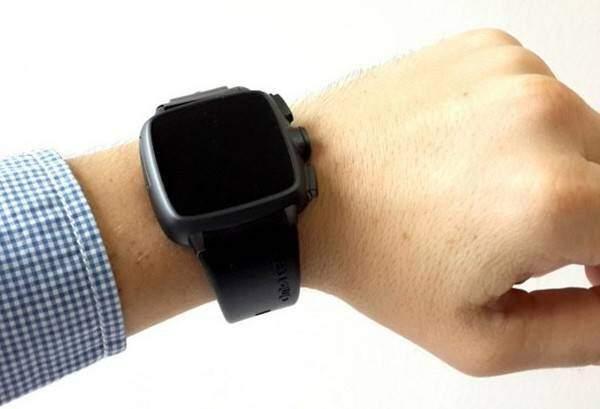 Omate: smartwatch con Android 4.2.2, modulo telefonico e CPU dual-core