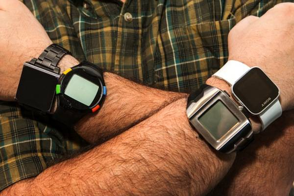 Ecco Hyetis Crossbow, lo smartwatch con fotocamera da 41 Megapixel