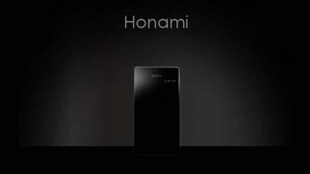 Sony Xperia Z1 (One): l'Honami compare nelle prime immagini ufficiali!