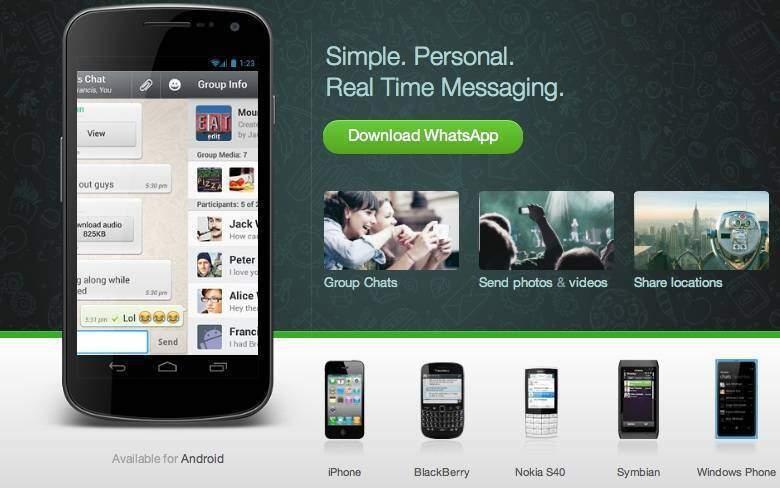 Whatsapp arriva a 300M di utenti e festeggia lanciando i messaggi vocali!