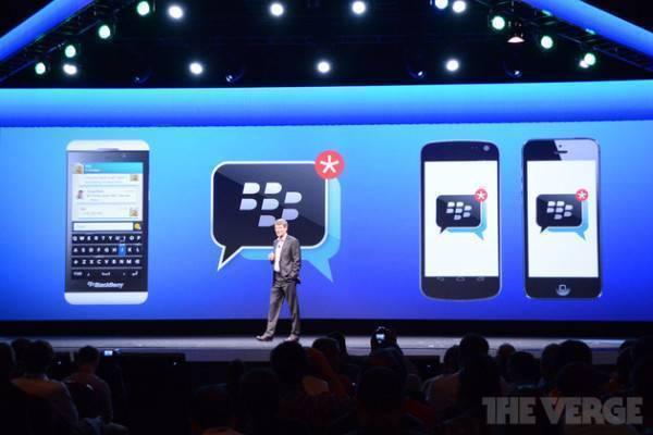 BBM cross-platform per Android ed iOS arriverà questo fine settimana