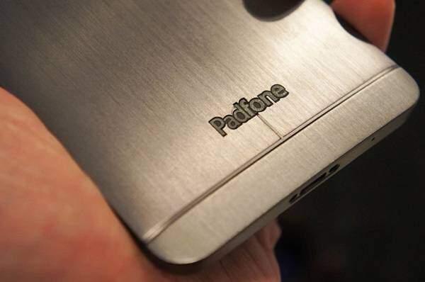 ASUS Padfone Infinity con Snapdragon 800 da Ottobre in Italia a 799€