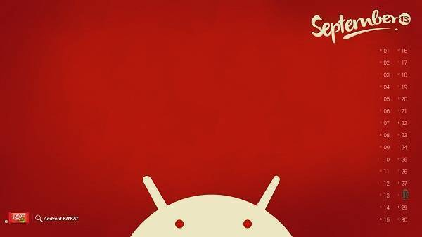 Android 4.4 Kitkat: possibile evento il 28 di Settembre! Ma di cosa?