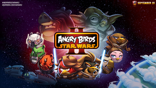 Angry Birds Star Wars 2 arriva su smartphone e tablet