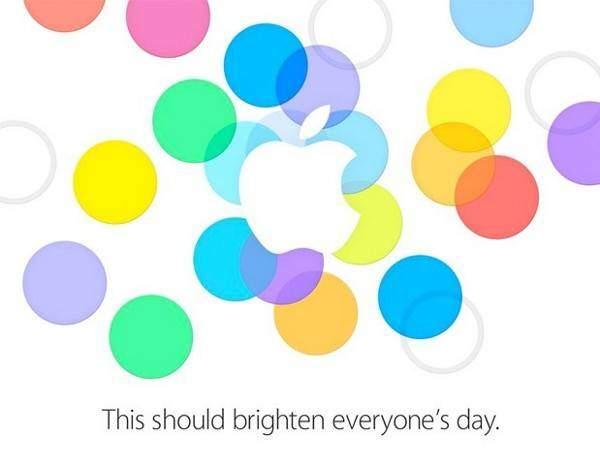 Apple ufficializza il Keynote del 10 Settembre per l'annuncio di Iphone 5S e 5C