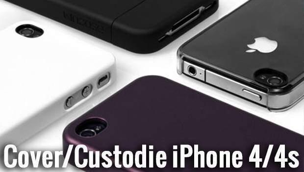 iphone 4s migliori cover