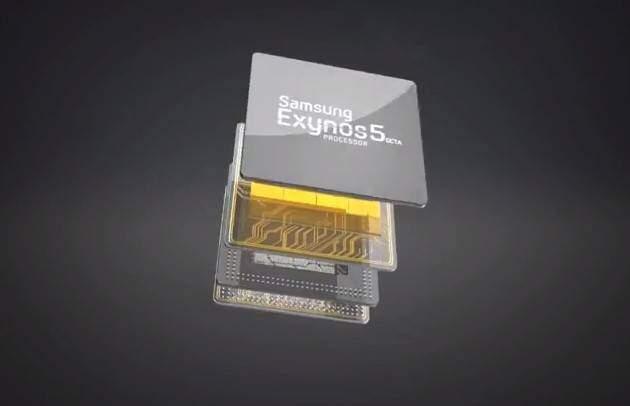 Samsung Exynos OCTA-pella: un bellissimo video spiega il suo funzionamento!