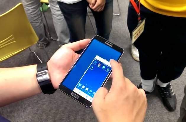 Samsung Galaxy Note 3: una modalità inedita permette di usarlo con una mano!