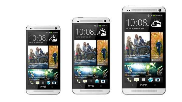 htc one max confronto