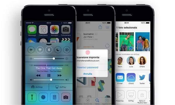 iPhone 5S e 5C, record di vendite