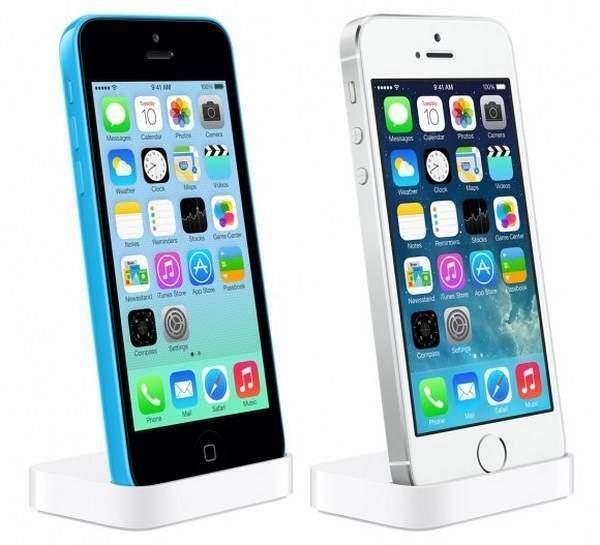 iPhone 5S e 5C trascinano Apple negli Stati Uniti