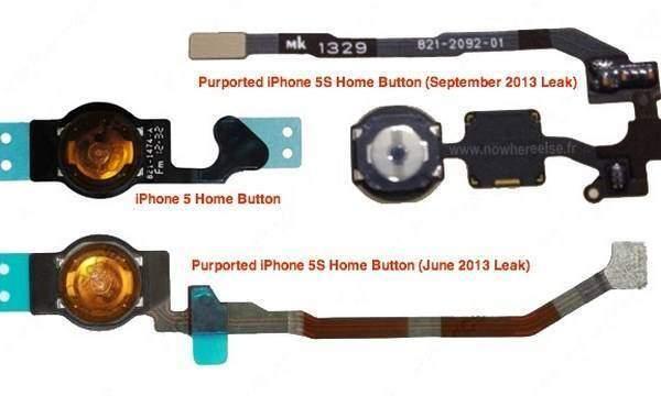 iPhone 5S, conferme per il lettore di impronte digitali
