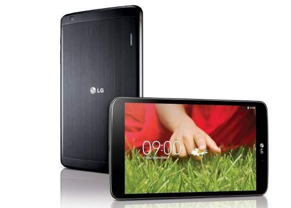 """LG G Pad 8.3 svelato ufficialmente: è un G2 """"maxi"""""""