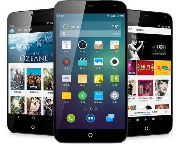 Meizu MX3: specifiche, prezzo e dettagli