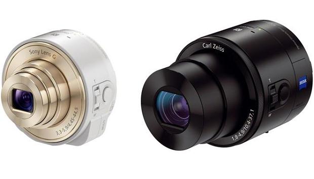 Sony QX10 e QX100 disponibili in Italia ufficialmente a partire da 199€!