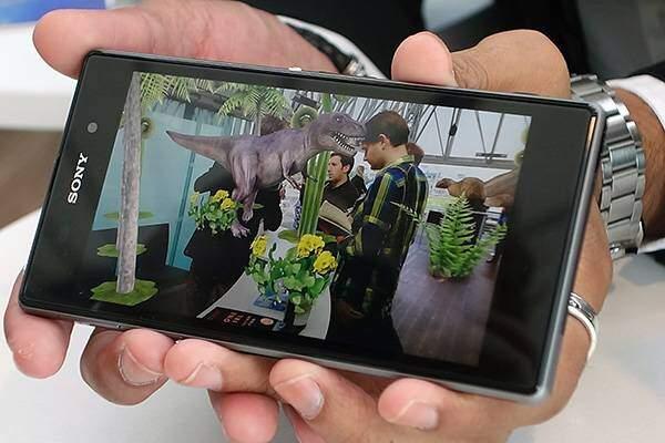 Sony Xperia Z1 Mini: svelata in rete una foto della scocca frontale