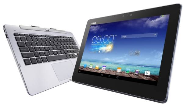 ASUS Transformer Book Trio: notebook e tablet Android e Windows 8 in contemporanea!