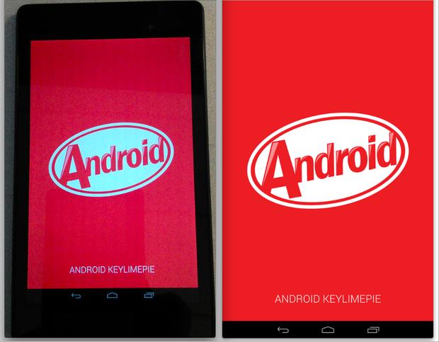 Android 4.4 KitKat/Keylimepie: ulteriori screenshot lo svelano!