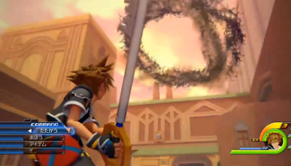 Kingdom Hearts III (KH3), gameplay trailer del D23 Expo Japan
