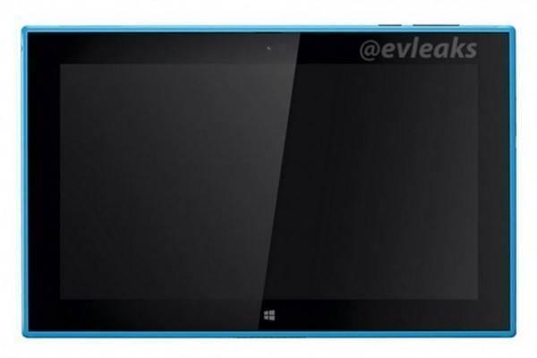 Nokia Lumia 2520 Cyan