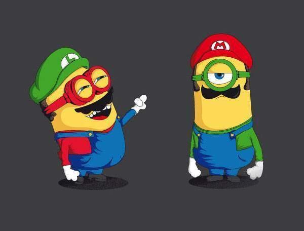 Super-Minion-Bros