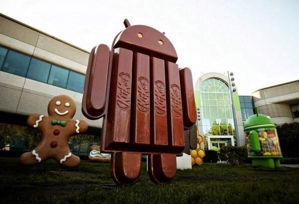 Android 4.4 KitKat, nuove informazioni dagli USA