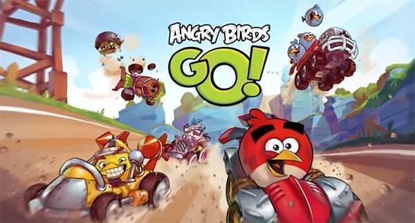 Angry Birds Go a dicembre, il trailer gameplay