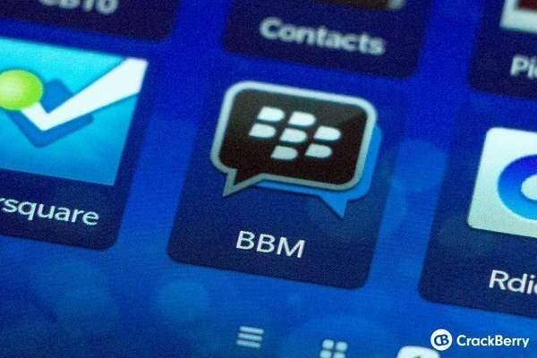 BBM per Android e iOS è ormai imminente