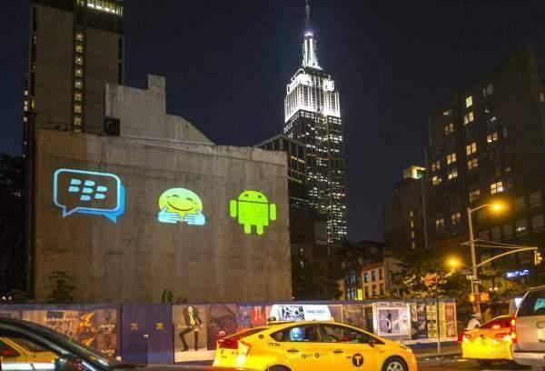 BBM arriva su Android e iPhone