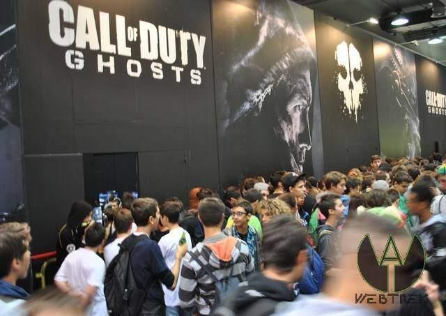 Gameweek 2013: hands-on Xbox One e PlayStation 4 (PS4) di Webtrek.it
