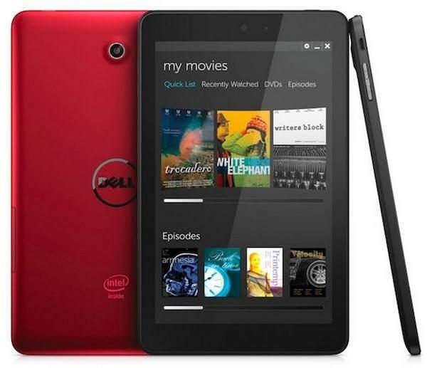 Dell Venue 7 e 8, ecco due nuovi tablet Android