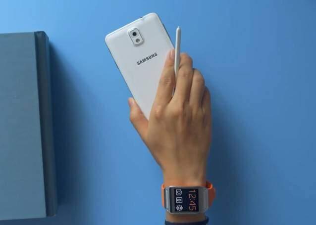 Samsung Galaxy Note 3: nuovo spot pubblicitario molto fantasioso!