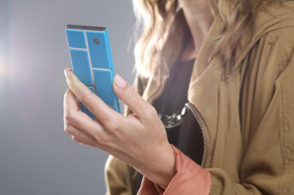 Motorola Ara, ecco lo smartphone modulare