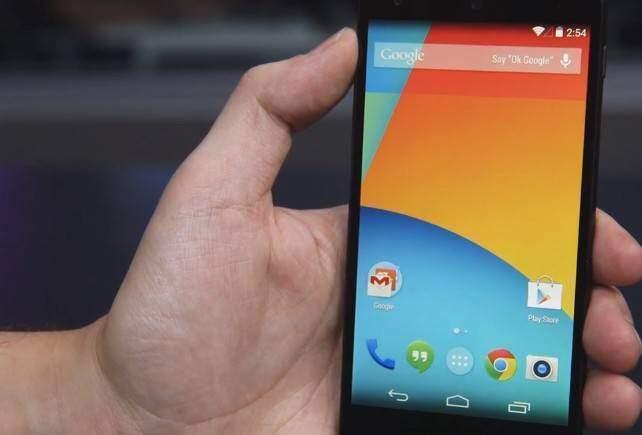 Nexus 5: primi video hands-on!