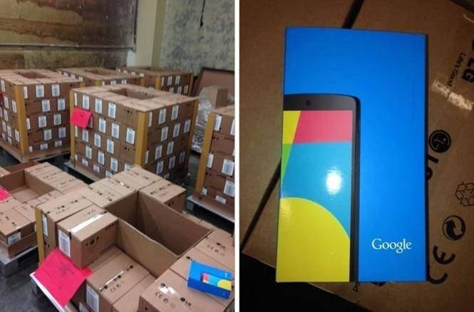 Nexus 5: il lancio è imminente, ora ne siamo certi!
