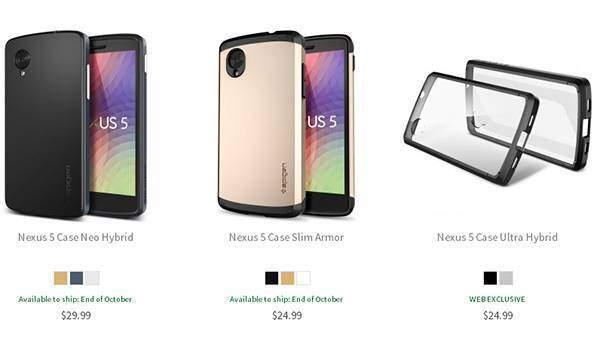 Nexus 5: primi sample fotografici