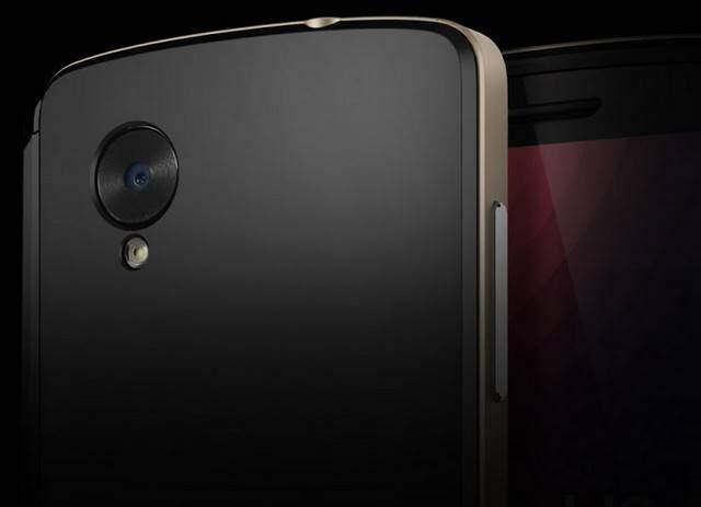 """Spigen: """"la rivoluzione Nexus 5 è in arrivo!"""" E mostra la prima cover con il Nexus 5 dentro!"""