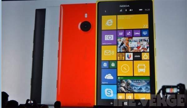 Nokia Lumia 1520 e Lumia 2520 disponibili dal 22 novembre?