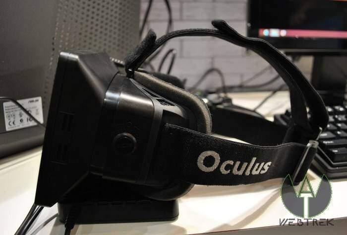 Oculus Rift: hands-on e impressioni di utilizzo dell'occhiale a realtà virtuale!