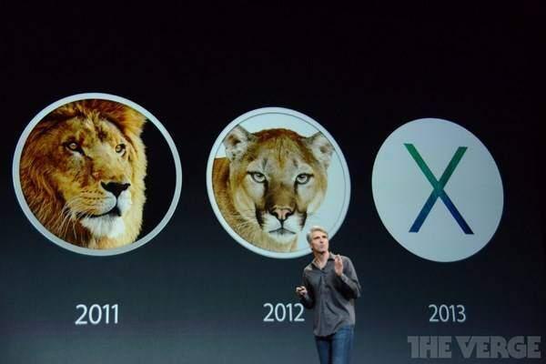 OS X Mavericks, download disponibile gratis