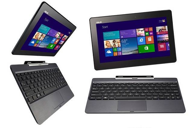 Transformer Book T100: pre-ordine a 358€ per avere un tablet/laptop con Windows 8.1 completo!