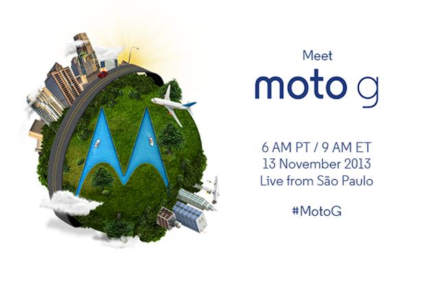 Moto G verrà svelato a San Paolo, Brasile: sarà un entry-level?